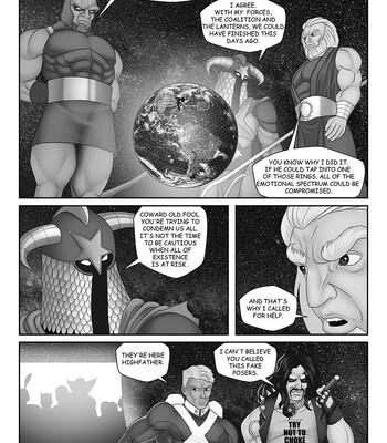 Justice League – Forsaken Souls comic porn sex 356