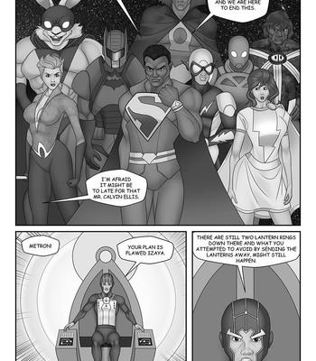 Justice League – Forsaken Souls comic porn sex 357