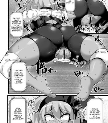Pokémon Gym Leader Saitou Kyousei Saimin Gym Battle Stoic Kakutou Musume Dosukebe Saimin Ochi comic porn sex 019