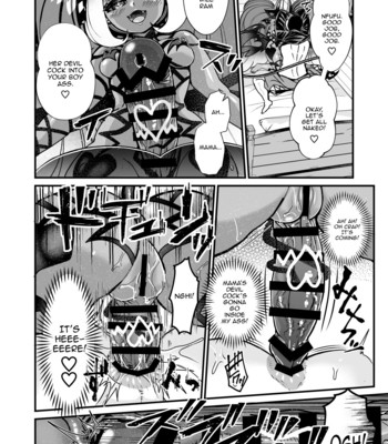 Futanari Devil Mama no Mesu ni Naru comic porn sex 019