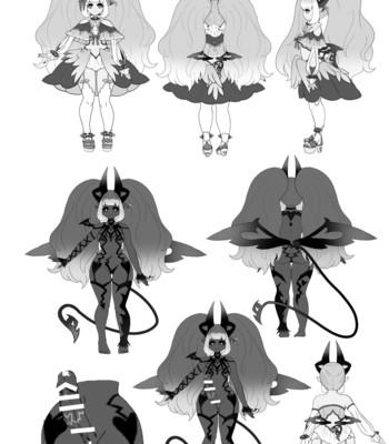 Futanari Devil Mama no Mesu ni Naru comic porn sex 033