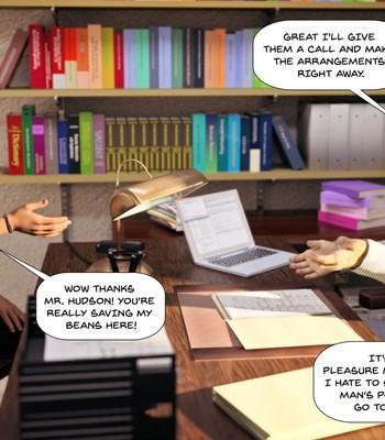 Milf Mansion comic porn sex 007