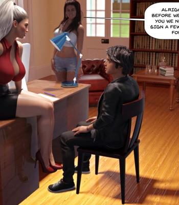 Milf Mansion comic porn sex 016