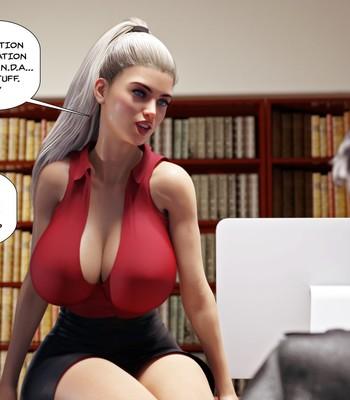 Milf Mansion comic porn sex 018