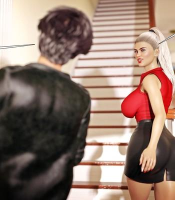Milf Mansion comic porn sex 038