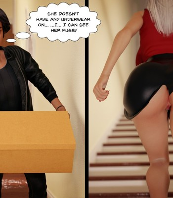 Milf Mansion comic porn sex 039