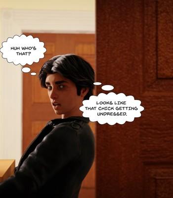 Milf Mansion comic porn sex 040