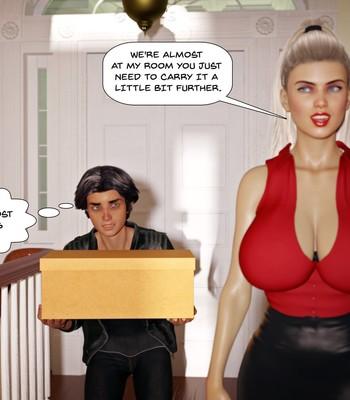 Milf Mansion comic porn sex 043
