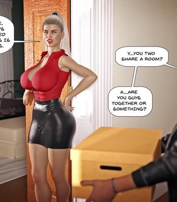 Milf Mansion comic porn sex 044