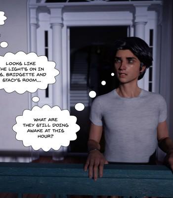 Milf Mansion comic porn sex 062
