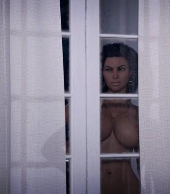 Milf Mansion comic porn sex 101