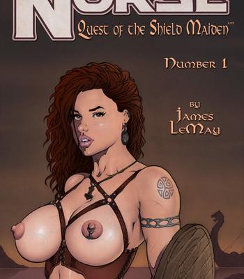 Porn Comics - NORSE – Quest of the Shieldmaiden