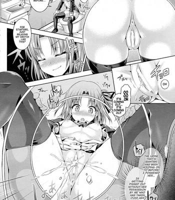 Tamashii- INSERT LEVEL ch 1-8 COMPLETE comic porn sex 040
