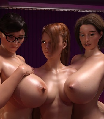 Futa Measuring Contest comic porn sex 009