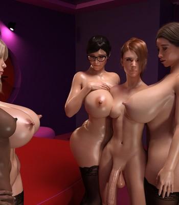 Futa Measuring Contest comic porn sex 010