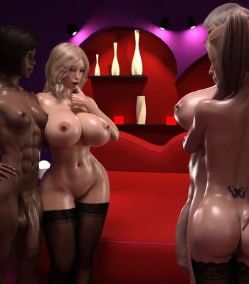 Futa Measuring Contest comic porn sex 016