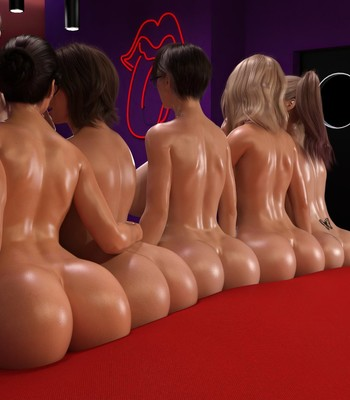 Futa Measuring Contest comic porn sex 023