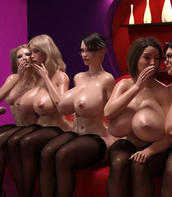 Futa Measuring Contest comic porn sex 024