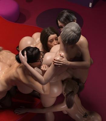 Futa Measuring Contest comic porn sex 028