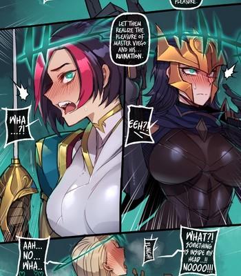 Ruination comic porn sex 018