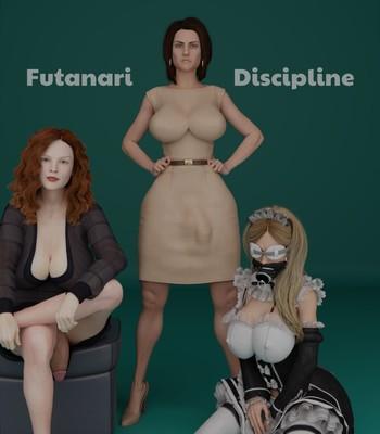 Porn Comics - Futanari Discipline