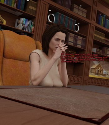 Futanari Discipline comic porn sex 007
