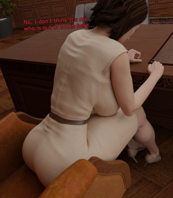 Futanari Discipline comic porn sex 011