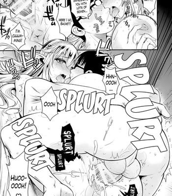 High elf X Highschool ch 1-9 comic porn sex 023