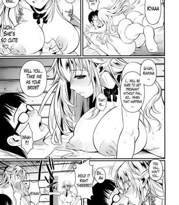 High elf X Highschool ch 1-9 comic porn sex 025