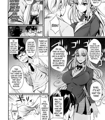 High elf X Highschool ch 1-9 comic porn sex 036