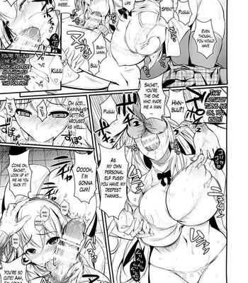 High elf X Highschool ch 1-9 comic porn sex 039