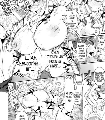 High elf X Highschool ch 1-9 comic porn sex 054