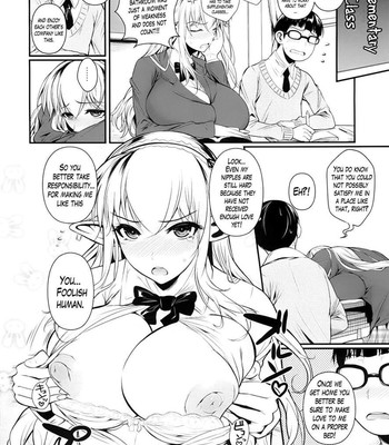 High elf X Highschool ch 1-9 comic porn sex 058