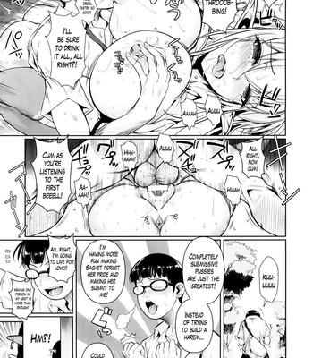 High elf X Highschool ch 1-9 comic porn sex 067