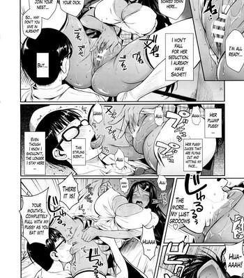 High elf X Highschool ch 1-9 comic porn sex 072