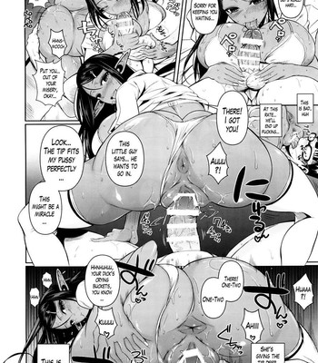 High elf X Highschool ch 1-9 comic porn sex 074