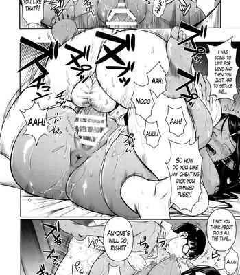 High elf X Highschool ch 1-9 comic porn sex 086