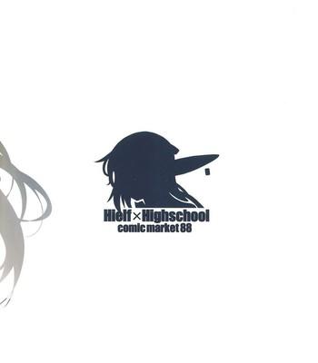 High elf X Highschool ch 1-9 comic porn sex 094