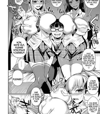 High elf X Highschool ch 1-9 comic porn sex 102