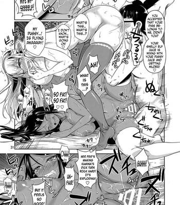 High elf X Highschool ch 1-9 comic porn sex 127