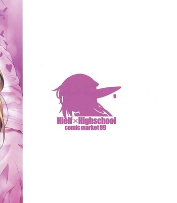 High elf X Highschool ch 1-9 comic porn sex 136