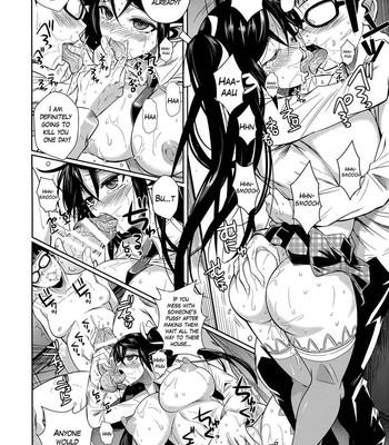 High elf X Highschool ch 1-9 comic porn sex 157