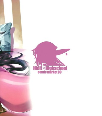 High elf X Highschool ch 1-9 comic porn sex 172