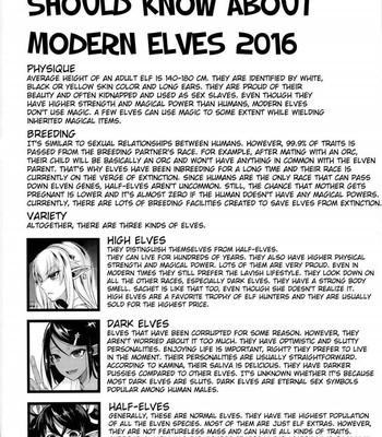 High elf X Highschool ch 1-9 comic porn sex 176