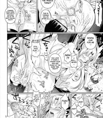 High elf X Highschool ch 1-9 comic porn sex 188