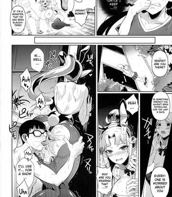 High elf X Highschool ch 1-9 comic porn sex 194