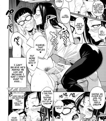 High elf X Highschool ch 1-9 comic porn sex 254