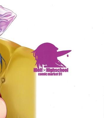 High elf X Highschool ch 1-9 comic porn sex 280