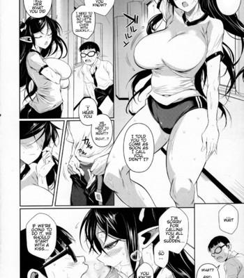 High elf X Highschool ch 1-9 comic porn sex 295