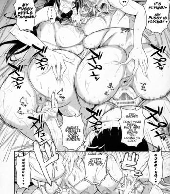 High elf X Highschool ch 1-9 comic porn sex 303